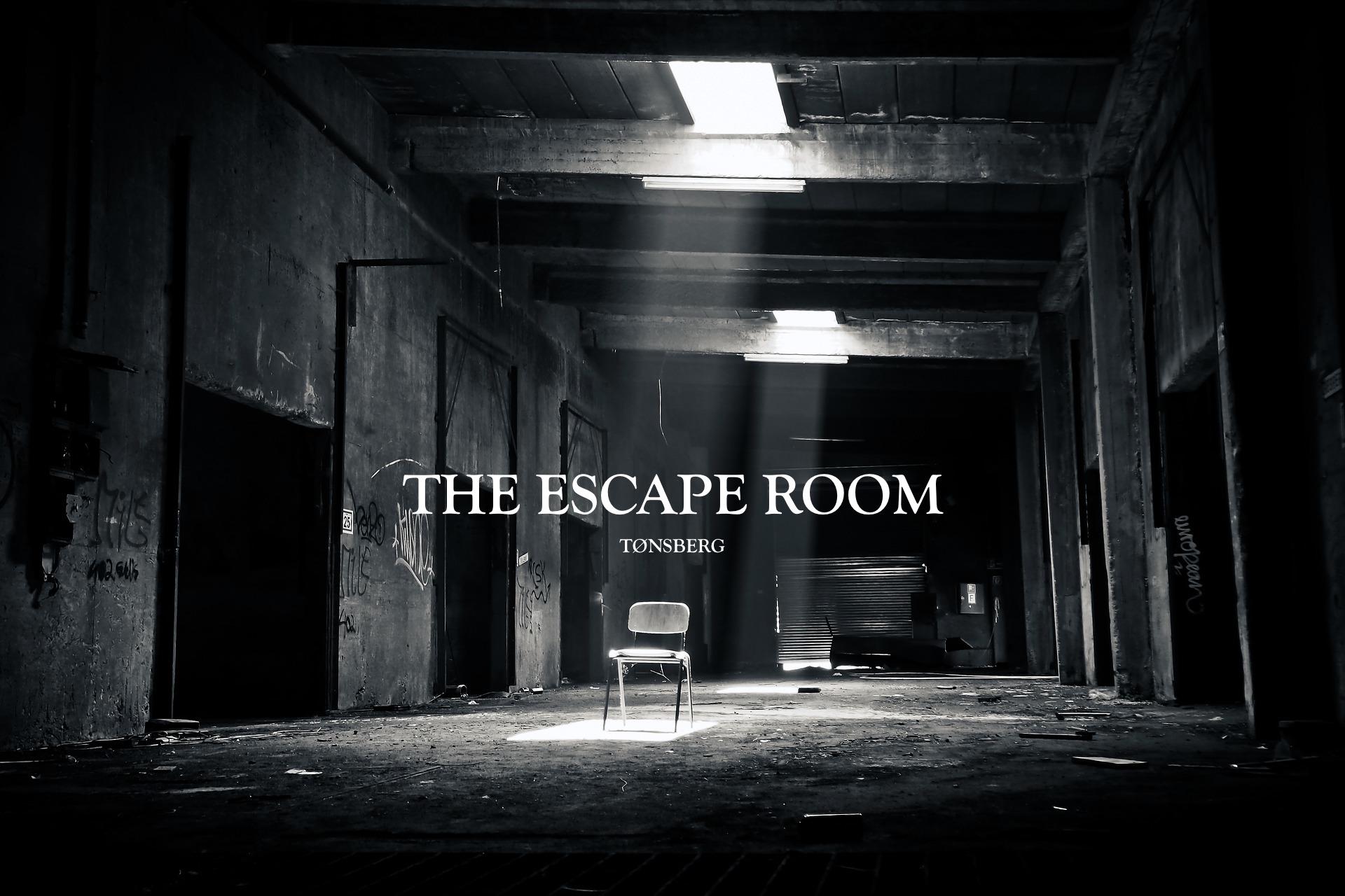 The escape room t nsberg i escaperom og escaperooms norge for Escape room design
